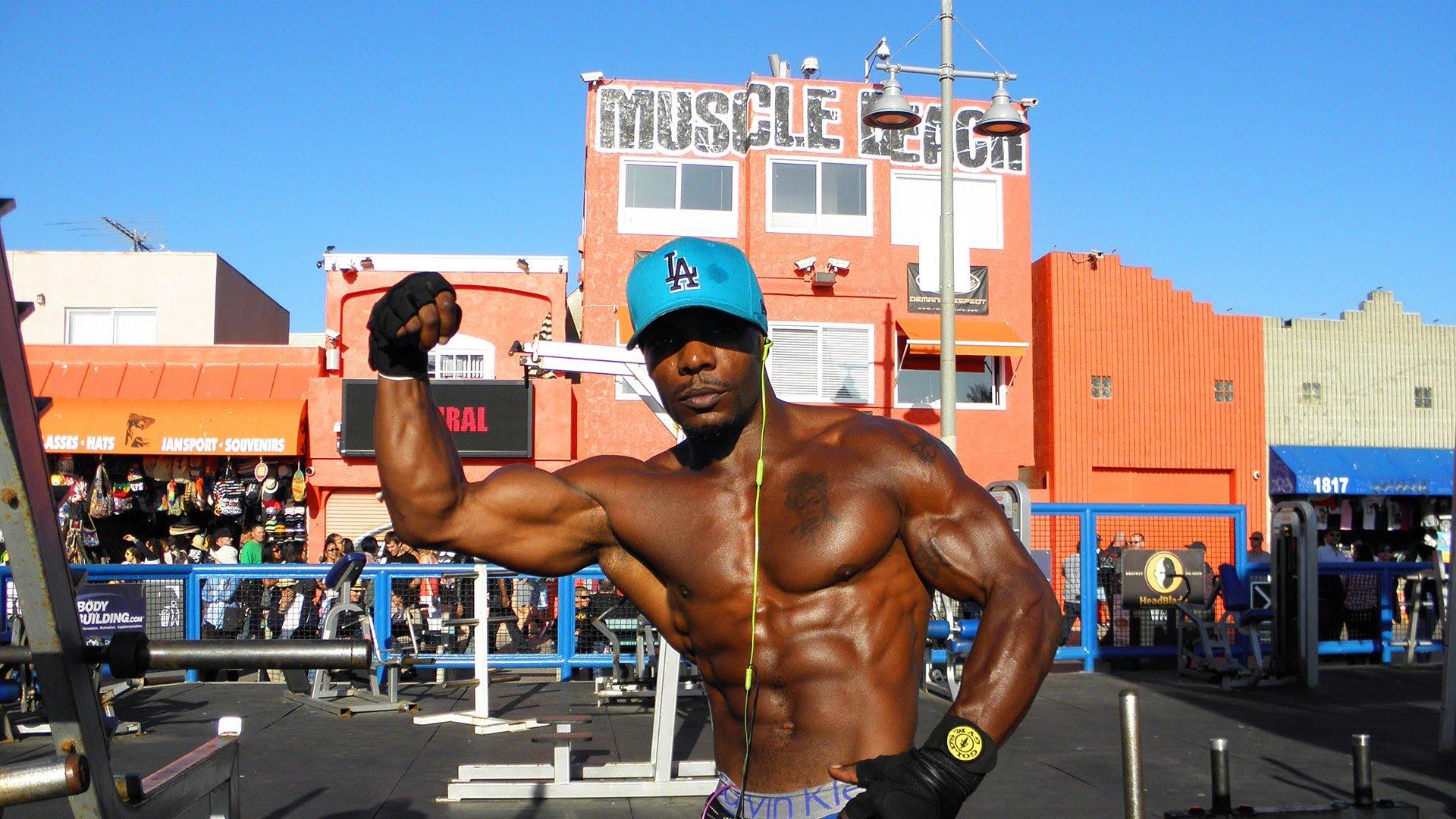 Muscle Beach on monista Los Angelesin alueelle sijoittuvista TV-sarjoista.